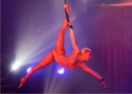Benidorm Circus Acrobats