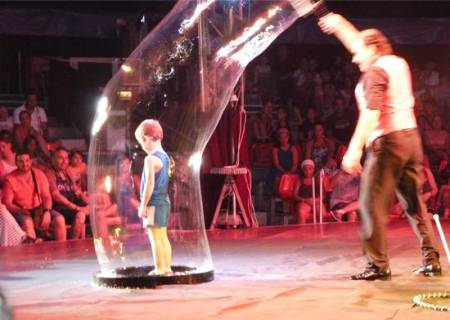 Benidorm Circus Magic