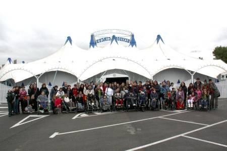 Benidorm Circus Entrance