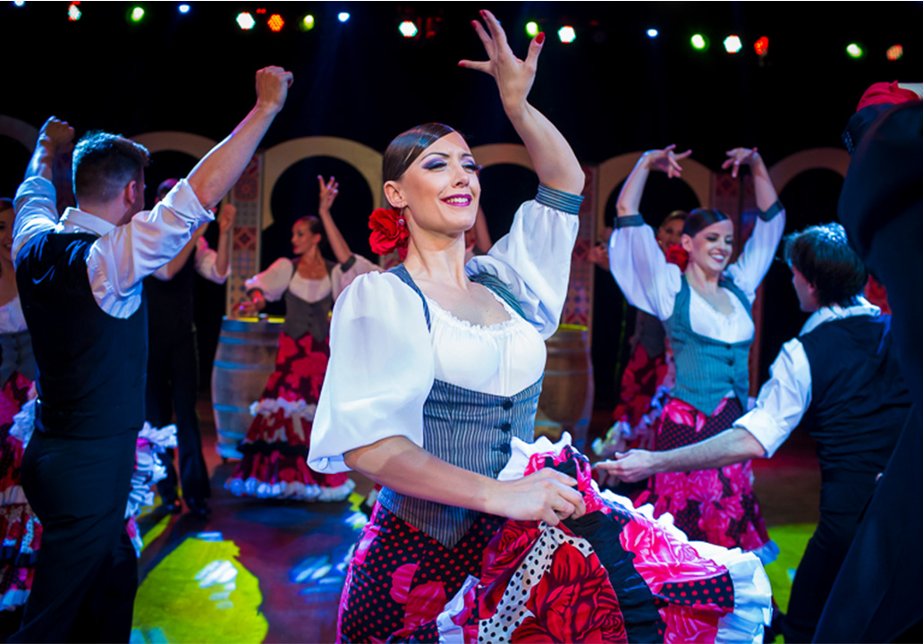 Benidorm Palace Show Flamenca