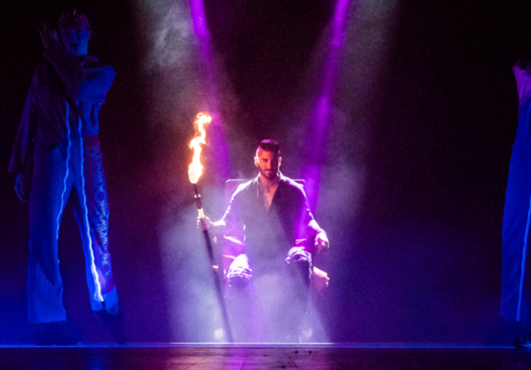 Benidorm Palace Magic Show