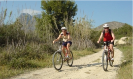 Downhill Bike Ride Benidorm