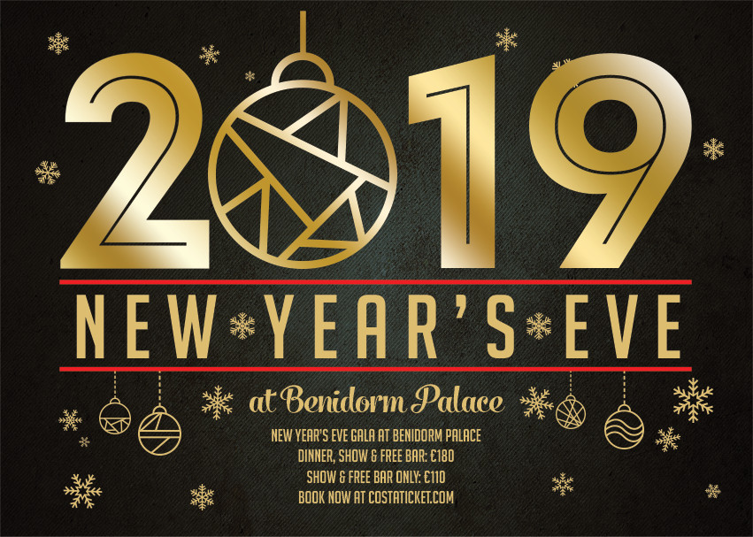 Benidorm Palace NYE Special