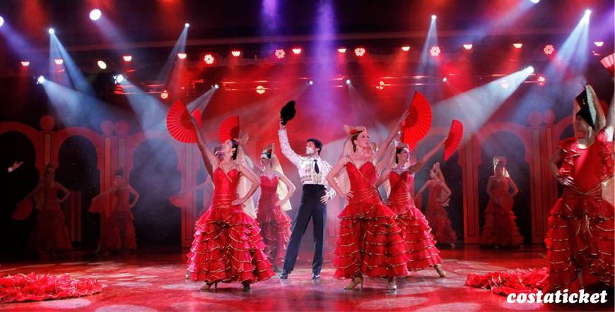 Benidorm Palace Flamenco Show