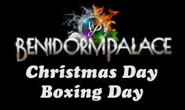 Christmas Galas at Benidorm Palace