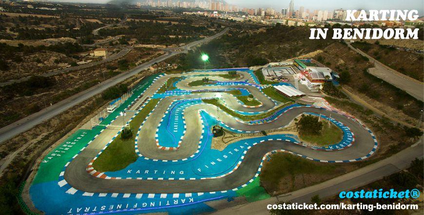 Benidorm Karting Track