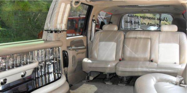 Karting Limousine Interior
