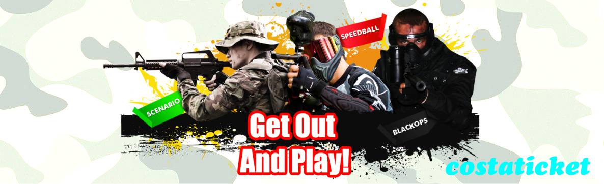 Paintball Only Package